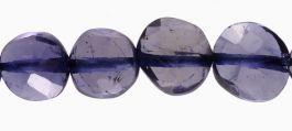 Iolite Gemstone Beads