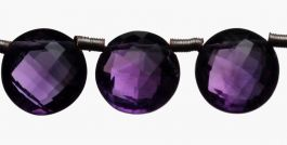 Amethyst Gemstone Beads