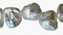 6mm Keishi pearl