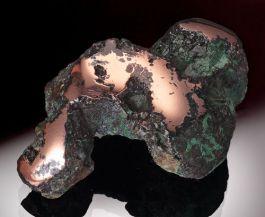 Float copper