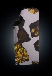 14.3 gr Fukang Meteorite with Stand