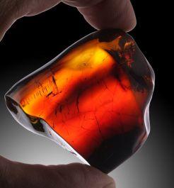 42 Gram Red Chiapas Amber