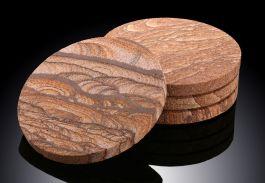 Utah Sandstone Coasters