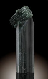 "2.75"" Double Terminated Blue Albite / Elbaite,"