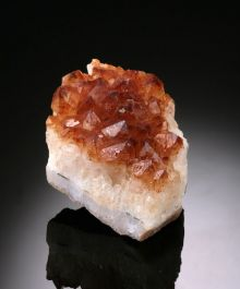 Small Citrine Clusters