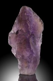 "4-3/4"" Unpolished Ametrine"