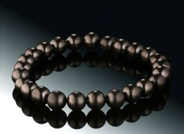 Shungite Stretch Bracelet