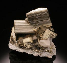 Pyrite Cluster from Peru
