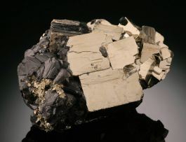 Pyrite and Sphalerite, Peru