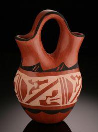 Jemez Wedding Vase by Martina C