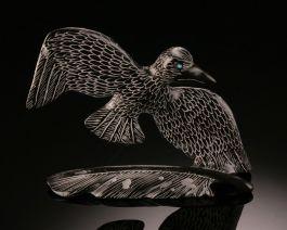 Marble Eagle Fetish