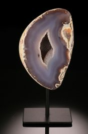 "7-1/4"" Geode Stand Up"
