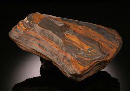 Banded Iron Stromatolite
