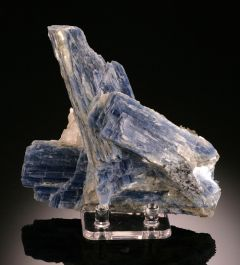 Kyanite Cluster (with stand)