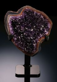 Uruguayan Amethyst Stand Up