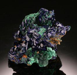 Azurite from Anhui, China
