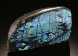 Labradorite with Blue Flash