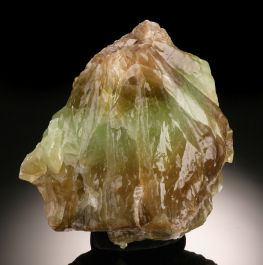 Green Calcite from Mexico