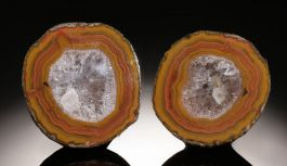 Geodes from Beipo Mine, China