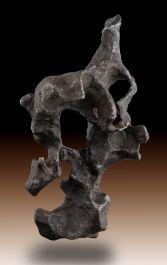 Naturally Sculpted - Sericho Meteorite from Kenya