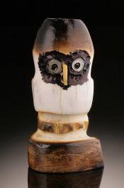 Zuni Owl Fetish