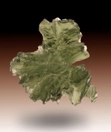 2.3 gram Moldavite