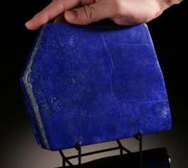 Lapis Lazuli (with stand)