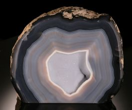 Large Geode Stand-Up