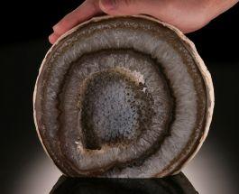 Base-cut Geode from Brazil