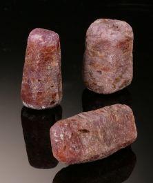 Raw Ruby Crystal- Tanzania