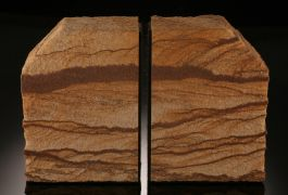 Utah Sandstone Bookends