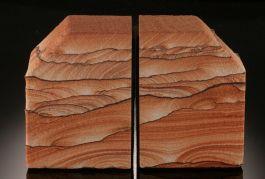 "6"" Sierra Sandstone Bookends"