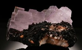 Fluorite from Morocco