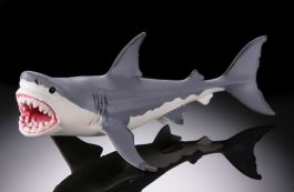 Megalodon Figure by Safari