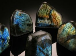 Stand-up Labradorite (Best Available)