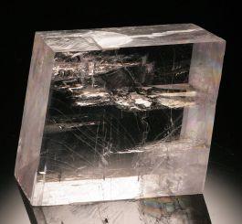 Unpolished Optical Calcite