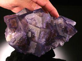 """7"""" Illinois Fluorite Cluster"""