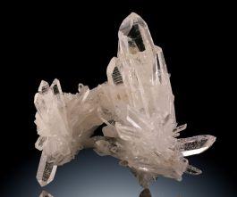 Columbian Quartz  Cluster