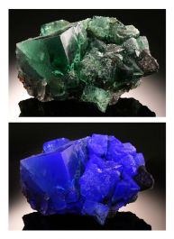 Color Changing Fluorite