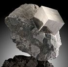 Cubic Pyrite Crystal